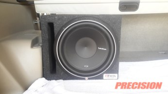 4Runner Car Audio System