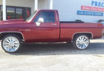 Rockford Kenwood Deck and System New Jams For Chevy C10