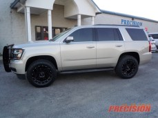 Chevy Tahoe Wheels