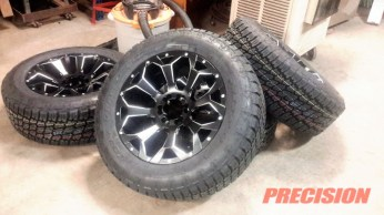 Chevy Z71 Wheels
