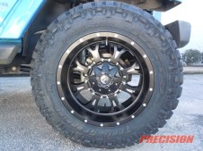 Jeep Wrangler Unlimited Wheels