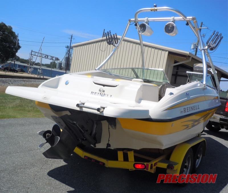 Reinell Boat Audio