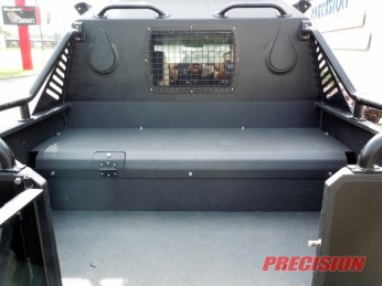 Armored Truck Bed Coating