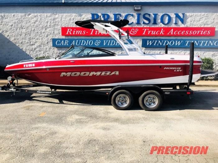 Moomba Boat Stereo