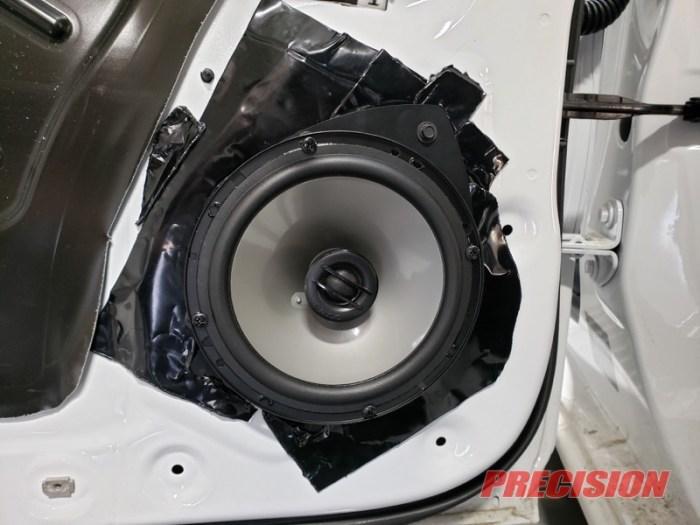 Silverado Stereo