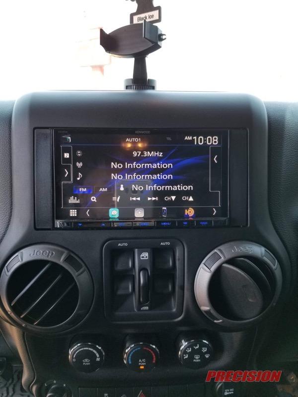 Wrangler Radio