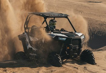 UTV Subwoofers Make the Trails More Fun