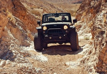 Off-road Recreational and Commercial Vehicle Camera Systems