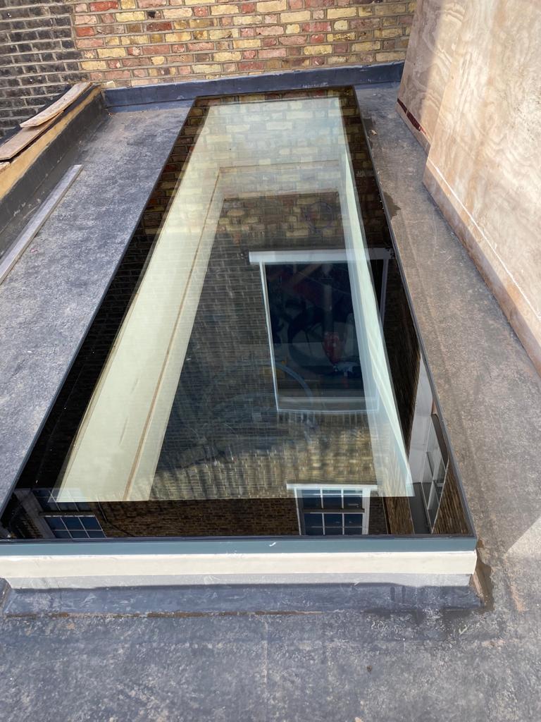 Precision Glass Ltd - rooflights