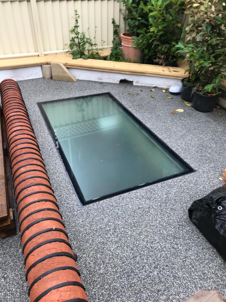 Walk-on Rooflight