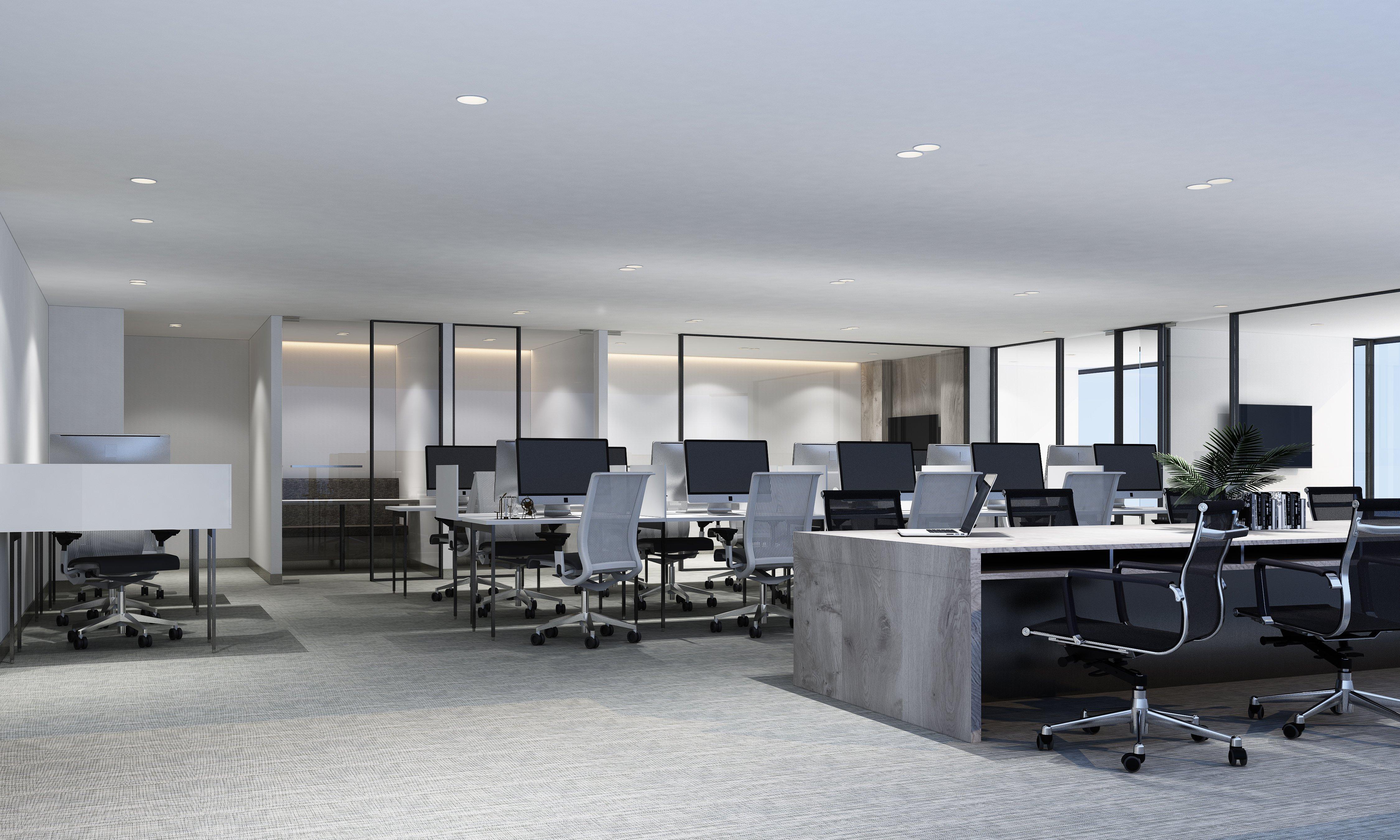 Office Desk Installation