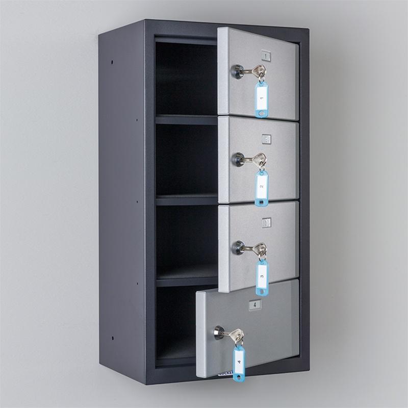 Commander® Pistol Locker 4 Doors Precision Locker Company