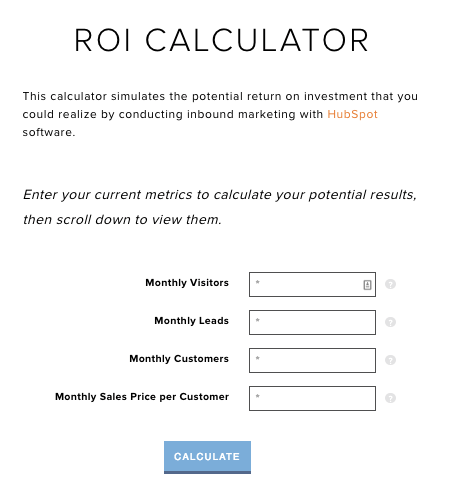 A 3-Step Guide to Creating a Custom Calculator for Your Website