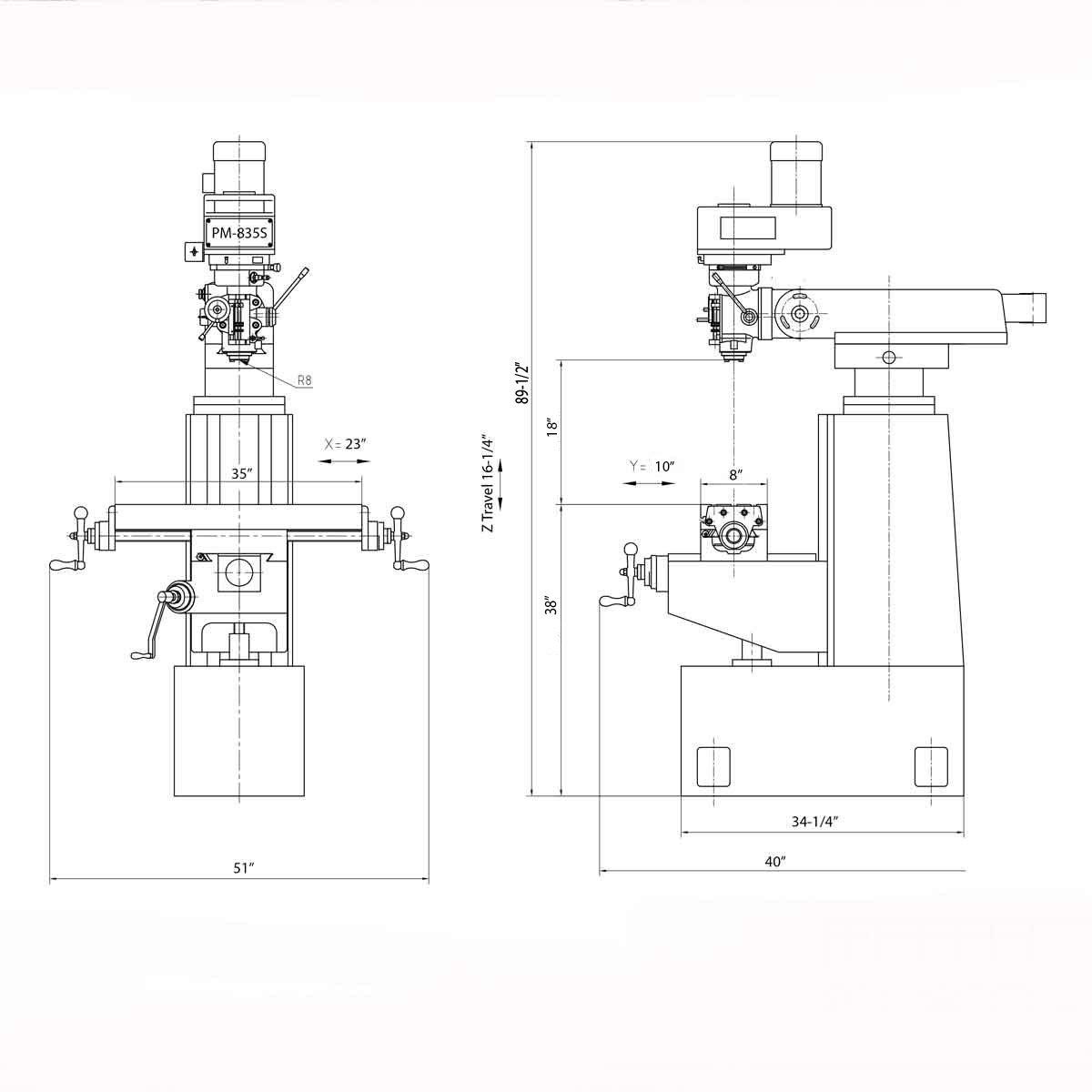 Bridgeport Milling Machine Wiring Diagram Bridgeport Power