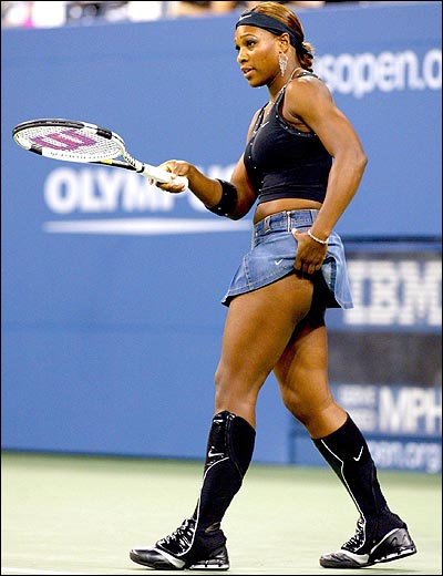 serena williams denim Body type eating: Find out whether its right for you.