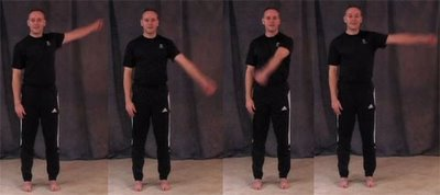 A shoulder mobility sequence from Z-Health