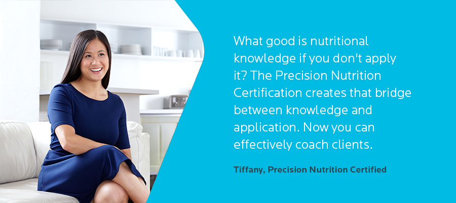 Precision Nutrition Certification