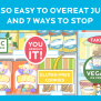 Why You Can T Stop Overeating Junk Food Plus 7 Ways To
