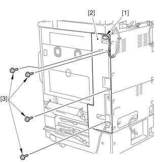 Mengganti Film Fixing Canon IR2270,IR2870,IR3570,IR4570