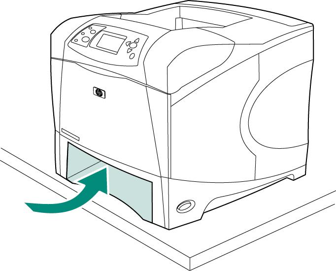 HP LaserJet 4250 HP LaserJet 4250 Maintenance Kit