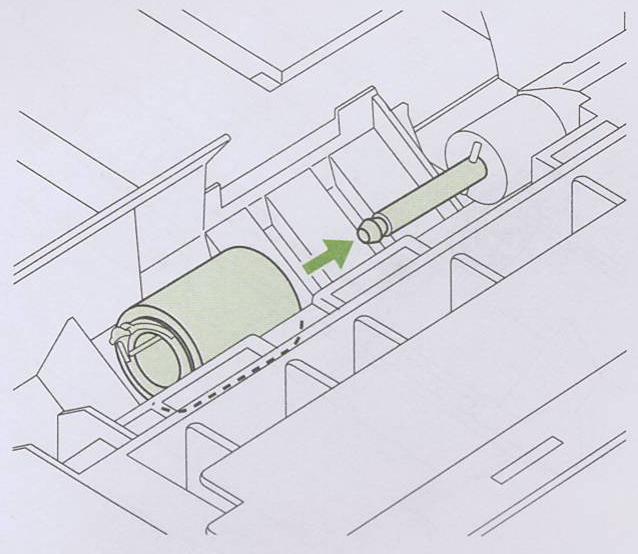 HP LaserJet P4015n HP LaserJet P4015 Maintenance Kit