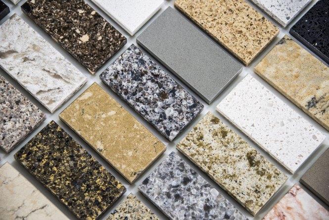 Quartz And Cultured Marble Countertops