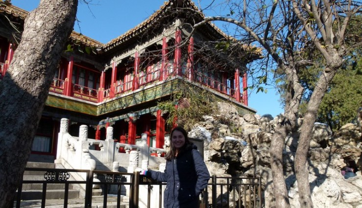 viajar para a china