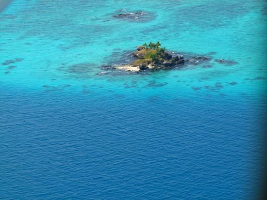 Sobrevoando Fiji. Priceless!