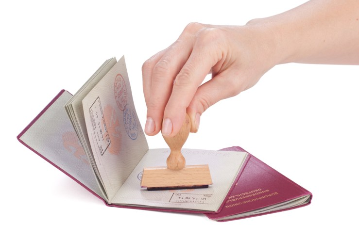 documentos para viajar para europa