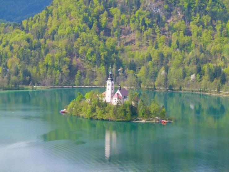 quanto custa viajar para a eslovênia