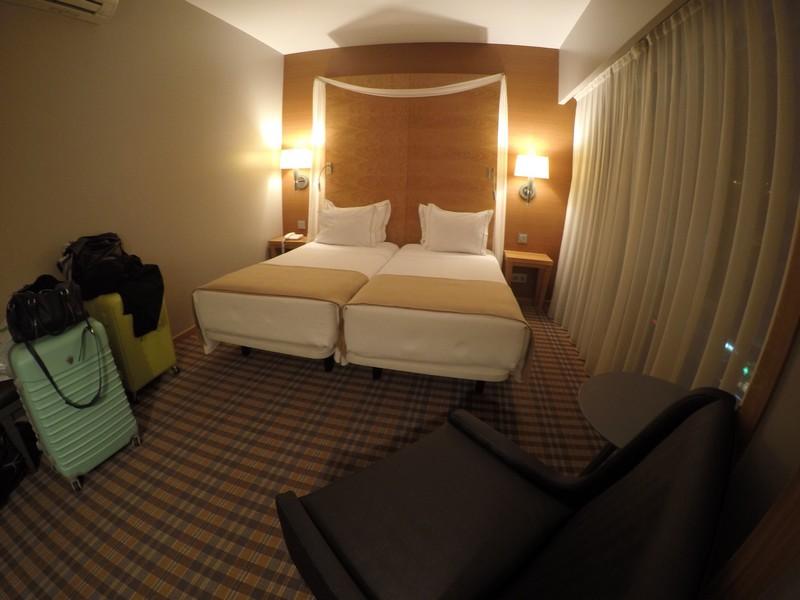 hotel central em coimbra