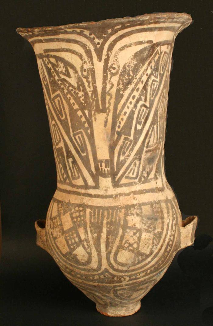 Urna funeraria  Museo Chileno de Arte Precolombino Museo
