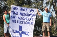 Australian Asylum Seeker Protests