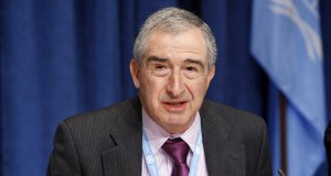 UN Human Rights committee chairman Nigel Rodley. credit: Irish Examiner