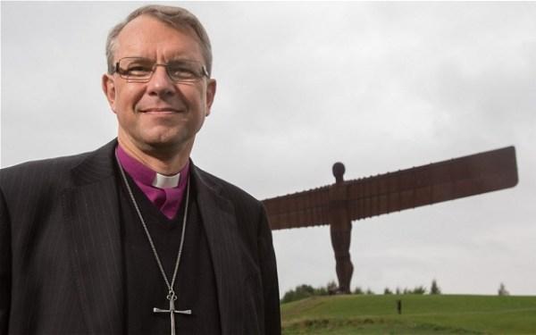 The Rt Rev Paul Butler Photo: Keith Blundy / Aegies Associates