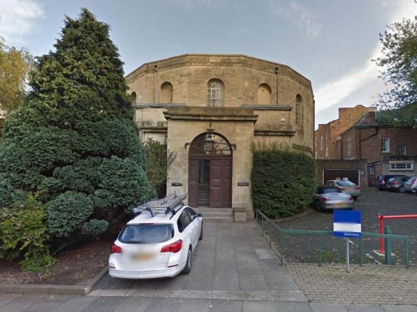 Gloucester Crown Court Google street view