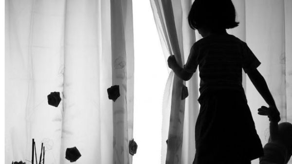 A child at the windowImage copyrightThinkstock Image caption The IWF says it is acutely aware that behind each image is a real child