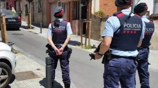 A couple in their forties were arrested by police in Barcelona last week as part of the inquiry