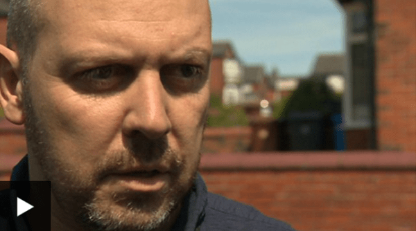 Modern slavery: On the police beat in Manchester