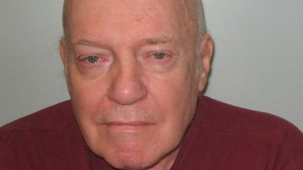 Prolific paedophile Chris Denning already has a string of previous convictions for abusing young boys CREDIT: MICHAEL STEPHENS/PA