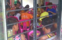 A detention center for minors in Malabon City. (Bahay Sandigan photo)