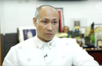 THE COMPLAINANT. Magdalo Representative Gary Alejano says he merely provided 'a venue for expression' to express dissent against President Rodrigo Duterte. Photo by Rappler