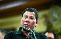 President Rodrigo Roa Duterte. INQUIRER PHOTO/JOAN BONDOC