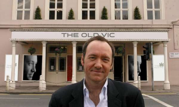 Numerous stories emerge saying London theatre paid no heed to allegations of groping and inappropriate sexual behaviour by the actor