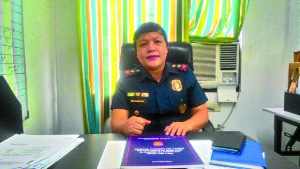 Chief Insp. Maimona Macasasa—CONTRIBUTED PHOTO