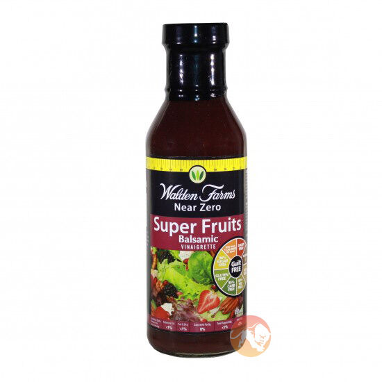 Walden Farms Superfruit Balsamic Vinaigrette Predator