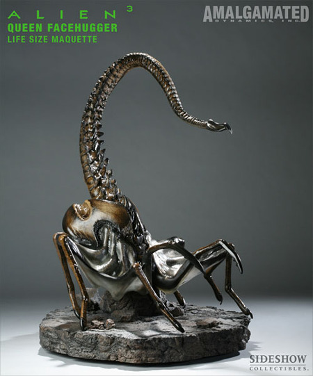 Alien Queen FaceHugger