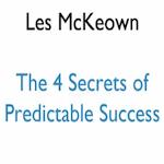 Webinar replay: The 4 Secrets of Predictable Success