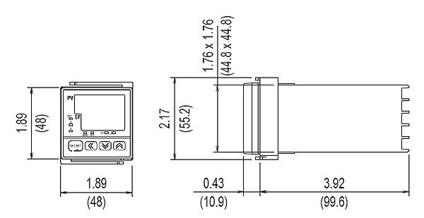 PD550 Nova Ramp & Soak Controller