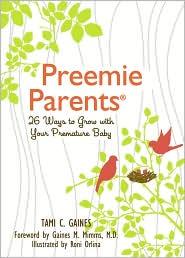 Book Review:  Preemie Parents